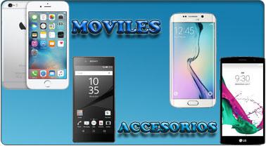 Moviles y accesorios